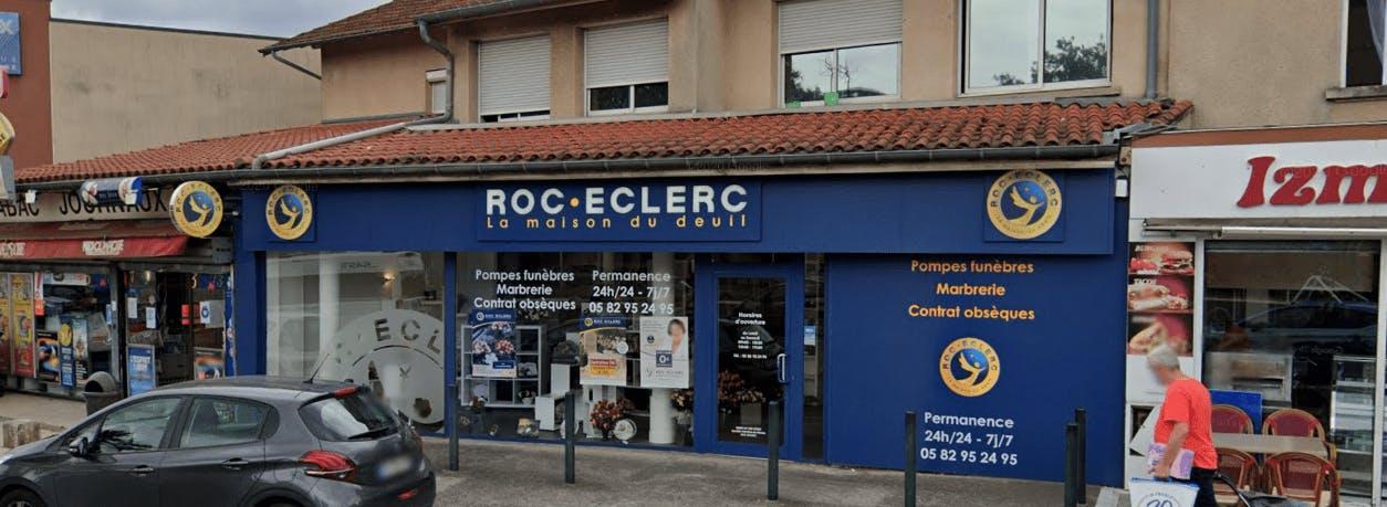 Photographie Pompes Funèbres Roc-Eclerc à Toulouse
