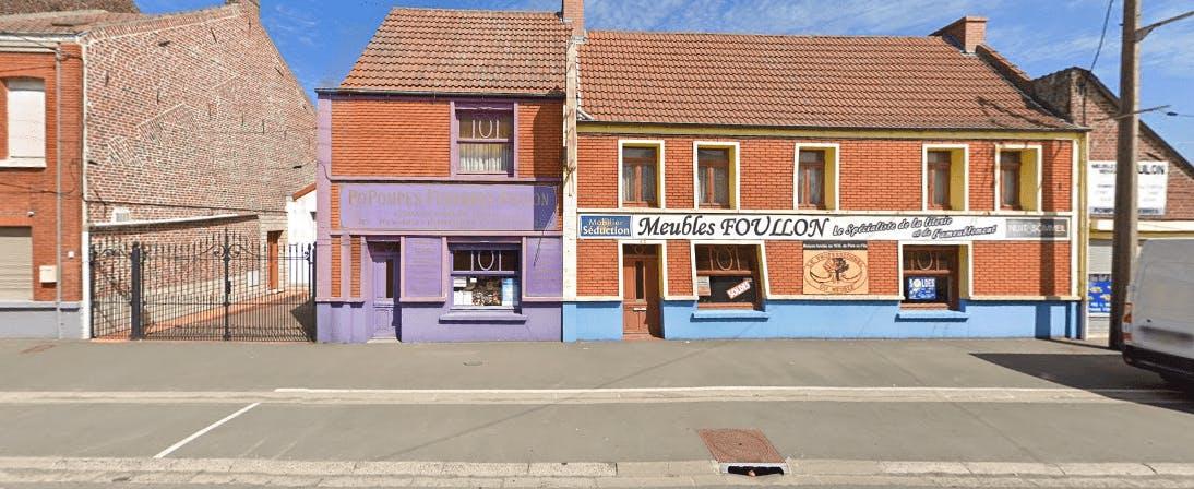 Photographie Pompes Funèbre FOULON d'Allennes-les-Marais