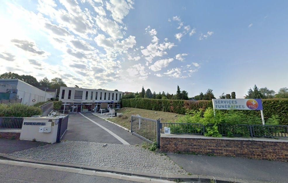 Photographies des Pompes Funèbres Genérales à Bry-sur-Marne