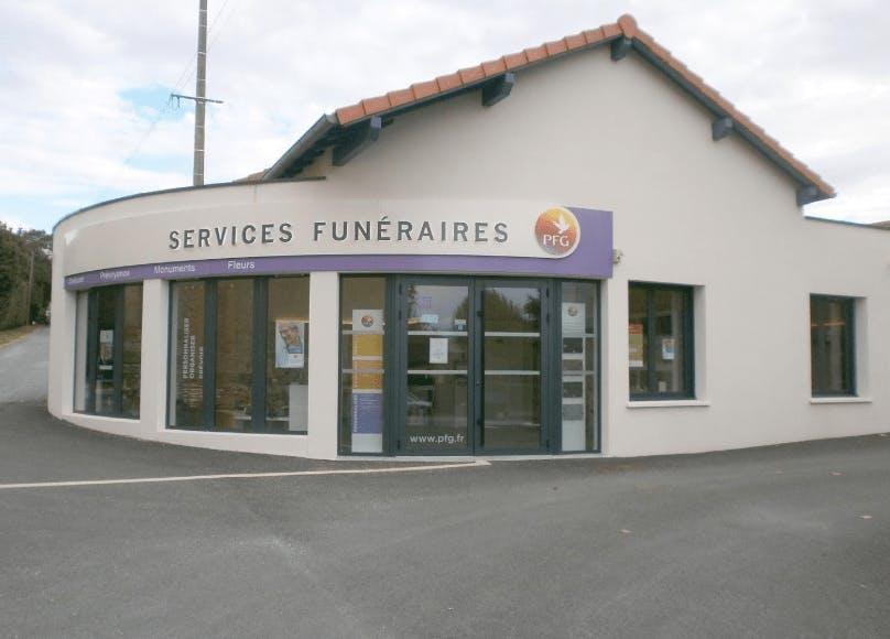 Photographie de la Pompes Funèbres Générales à Castres