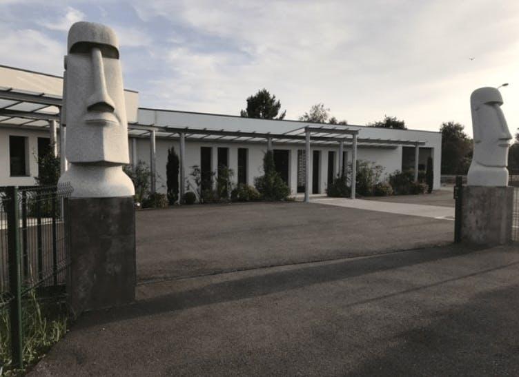 Photographie de la Sanguinet Funéraire de la ville de Sanguinet