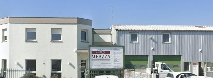 Photographie de la Marbrerie Meazza de la Ville de Mundolsheim