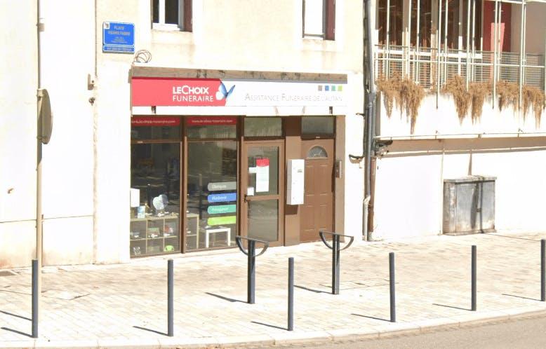 Photographie de l'Assistance Funéraire de l'Autan à Castres