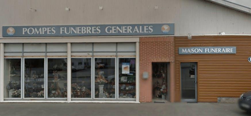 Photographie Pompes Funèbres Générales de Neufchâtel-en-Bray
