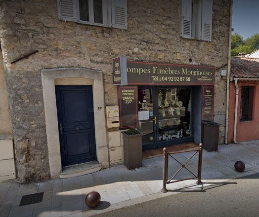 Photographie Pompes funèbres Mouginoises Mougins