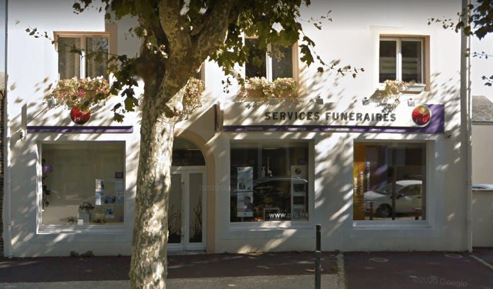 Photographie Pompes Funèbres Générales de Dieppe