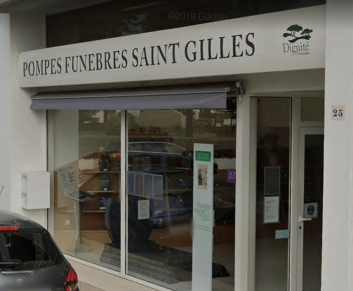 Photographie Pompes Funèbres Assistance Conseils de Saint-Gilles-Croix-de-Vie