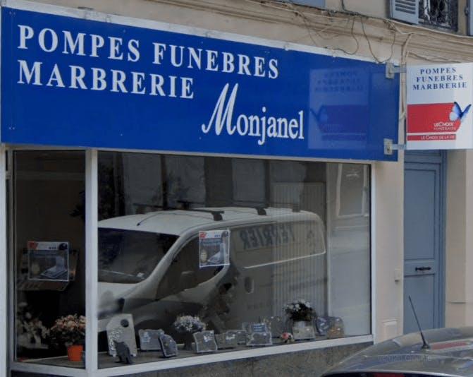 Photographie Pompes Funèbres Monjanel de Rouen