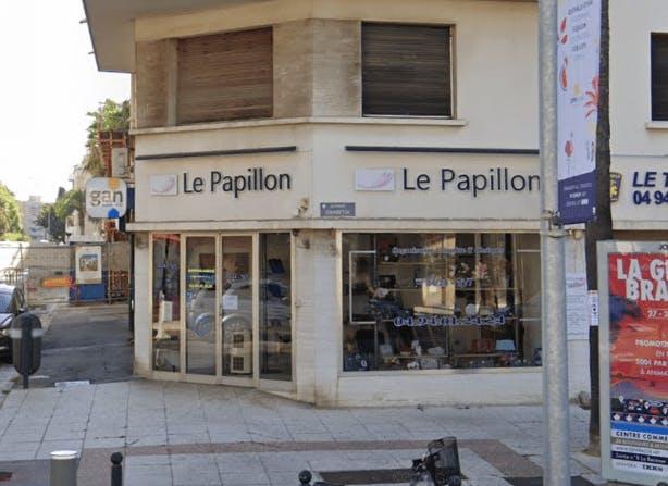 Photographie de la Pompes Funèbres Le Papillon à Hyères