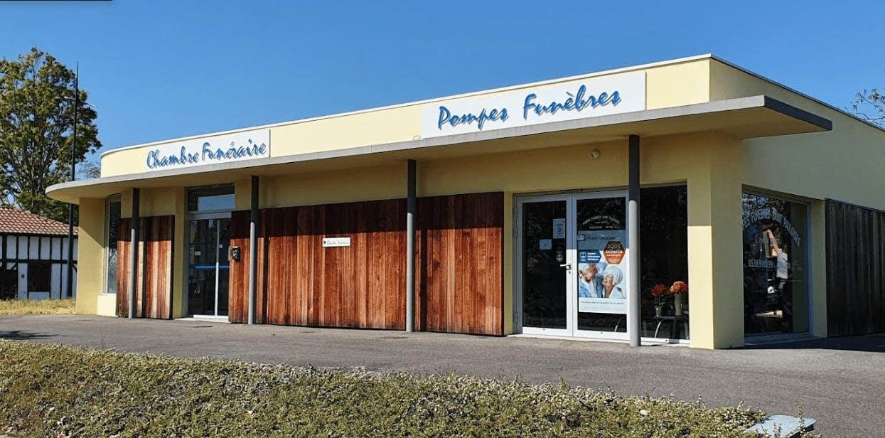 Photographie de Pompes Funèbres Saint Pauloises de Saint-Paul-lès-Dax