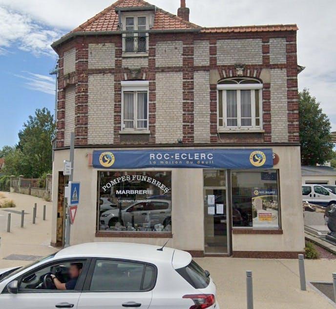 Photographies des Pompes Funèbres Roc'Eclerc au Petit-Quevilly
