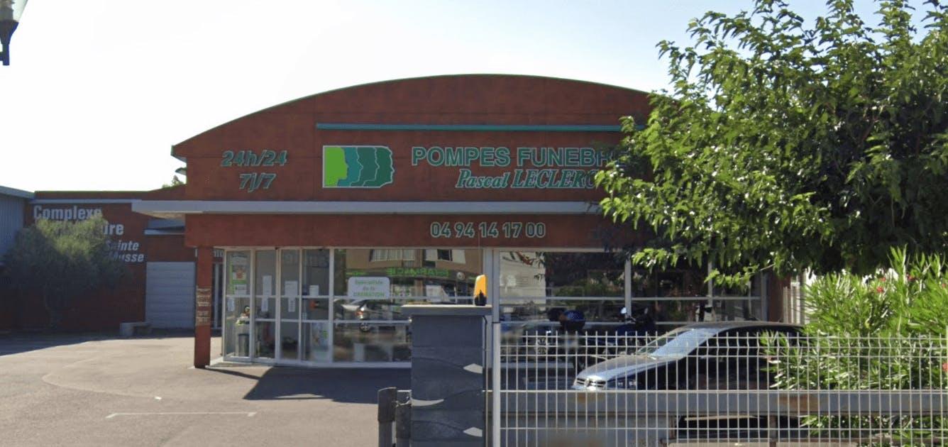Photographie Pompes Funèbres Pascal Leclerc à Toulon