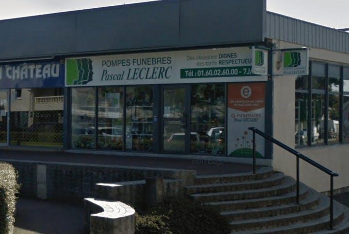 Photographie de la Pompes Funèbres Pascal Leclerc à Pontault-Combault