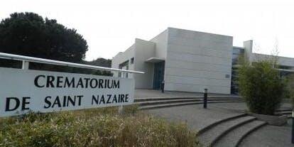 crematorium de saint  nazaire