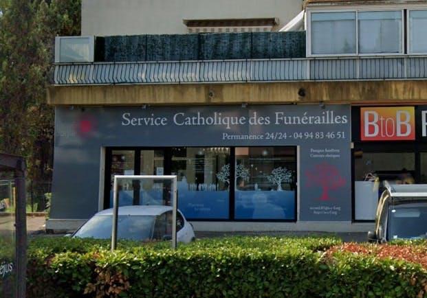 Photographies du Service Catholique des Funérailles à Fréjus