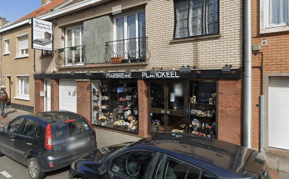 Photographie Marbrerie Planckeel à Dunkerque