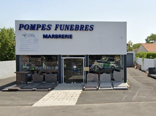 Photographie des Pompes Funèbres de l'Europe à Angoulême
