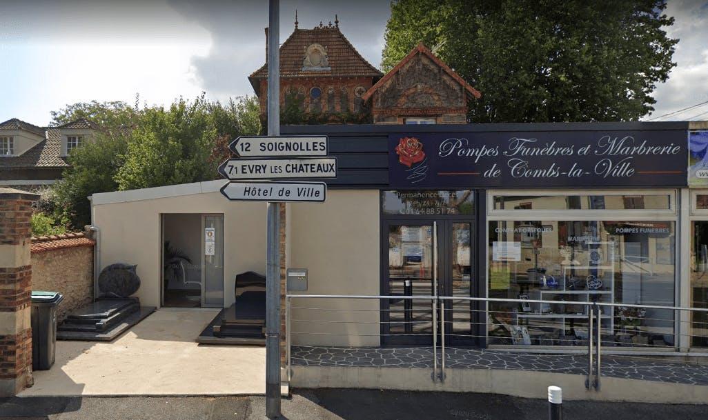 Photographie Pompes Funèbres de Combs la Ville - Conseil Funéraire