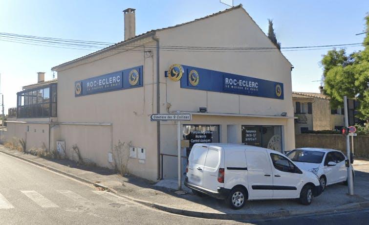Photographie Pompes Funèbres Roc-Eclerc Arles