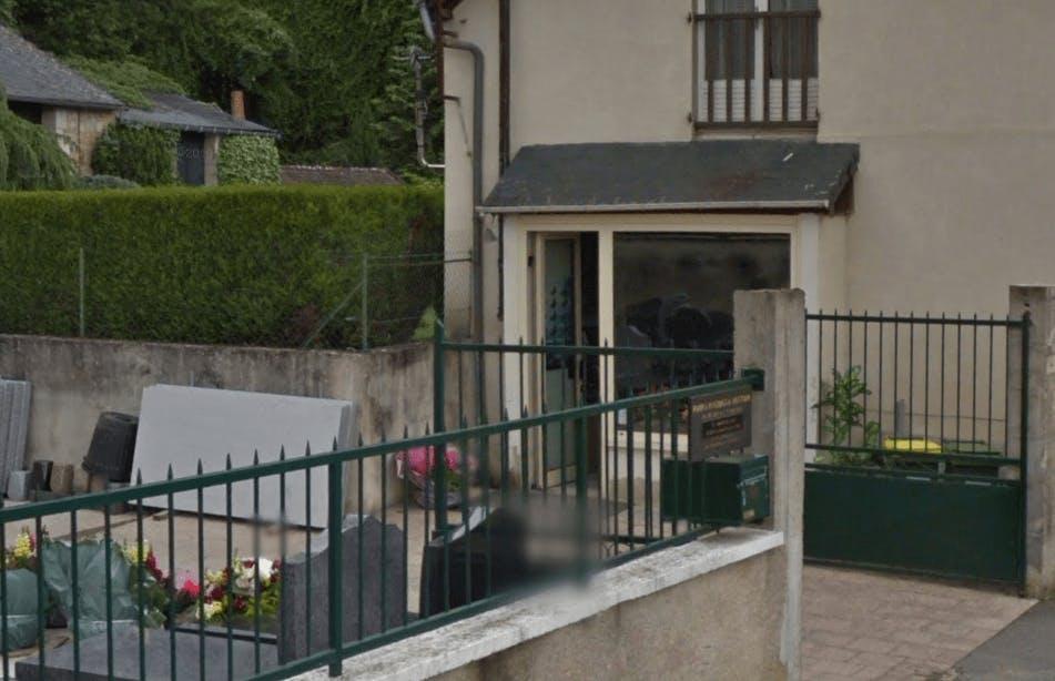 Photographie Pompes Funèbres de Montoire de Montoire-sur-le-Loir