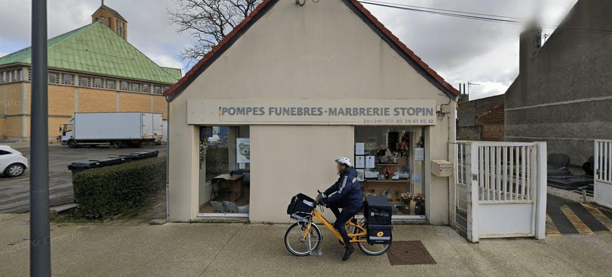 Photographie Pompes Funèbres et Marbrerie Stopin à Dunkerque