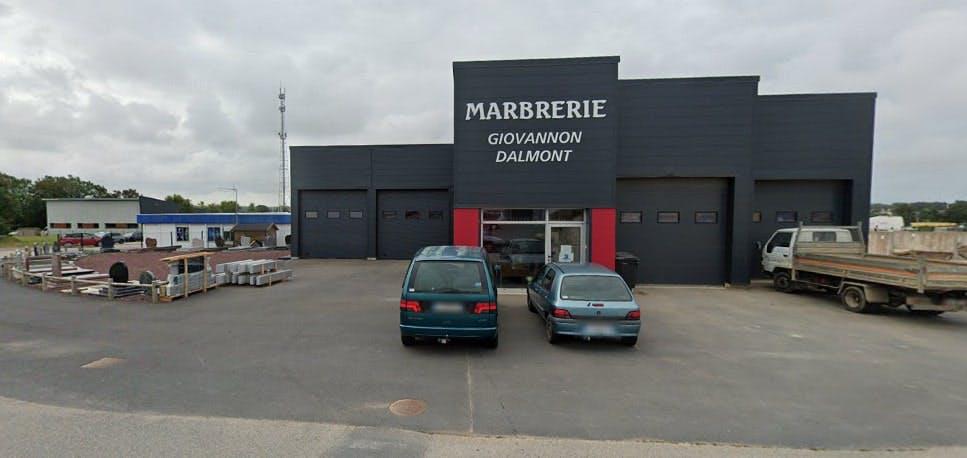 Photographie Pompes Funèbres Marbrerie - Giovannon Dalmont de Pieux