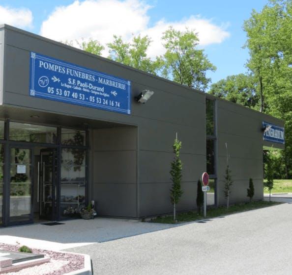 Photographie Services Funéraires PAOLI de Lalinde