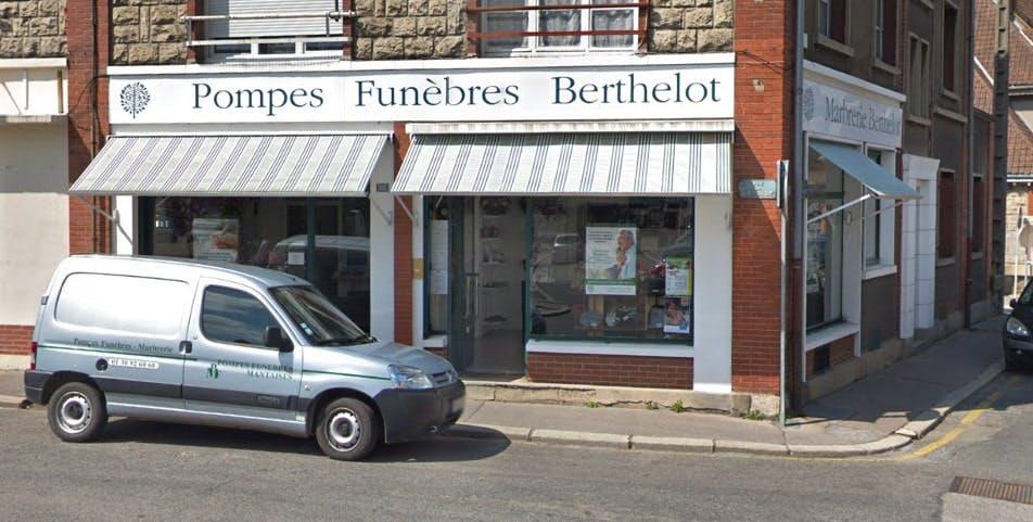 Photographie de Pompes Funèbres Berthelot de Gournay-en-Bray