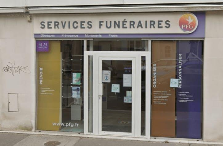 Photographie Pompes Funèbres Générales Cherbourg-Octeville