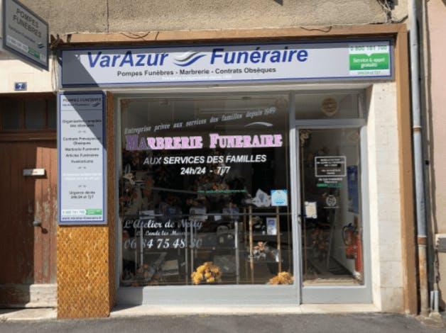 Photographie VarAzur Funéraire de La Londe-les-Maures