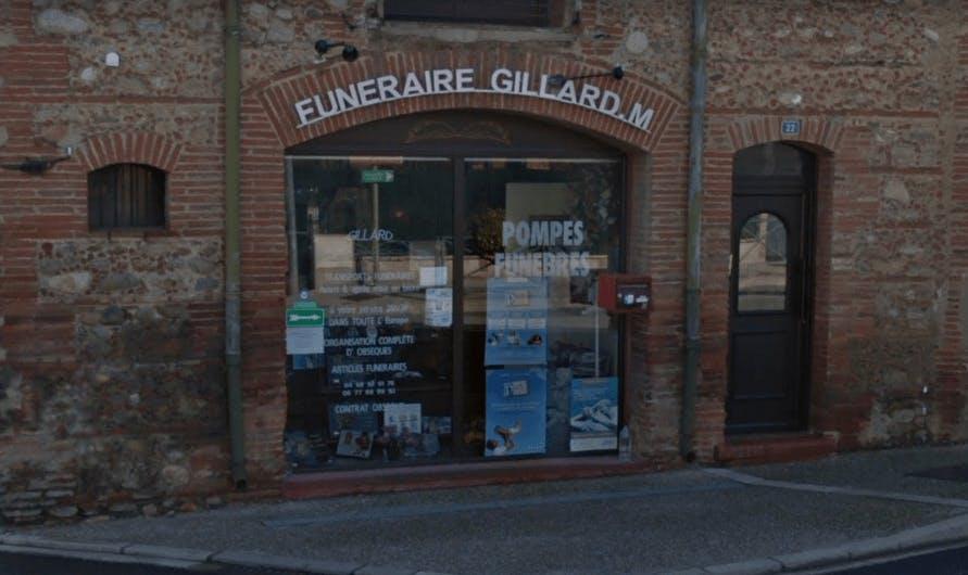 Photographie de la Pompes-Funèbres Gillard Marques  à Pézilla-la-Rivière