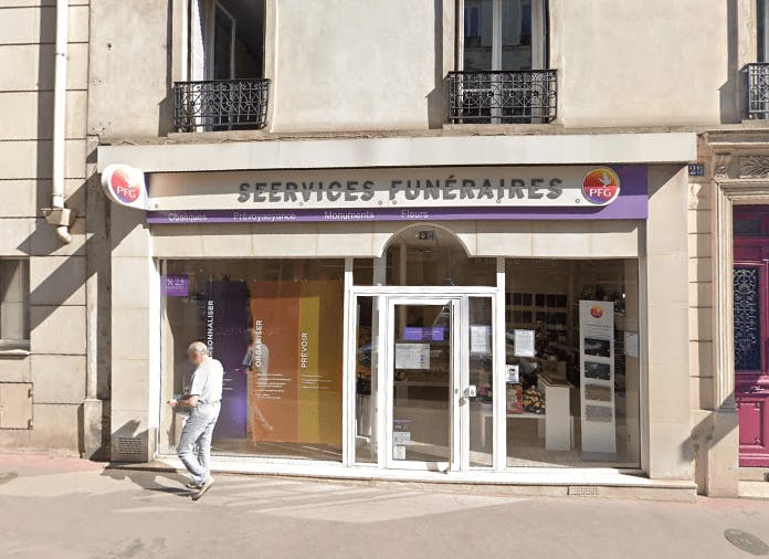 Photographie Pompes Funèbres Générales de Saint-Mandé