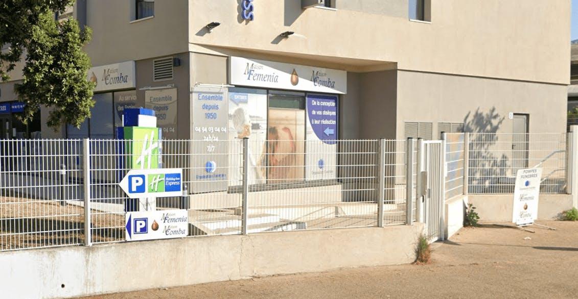 Photographie Pompes Funèbres Maison Femenia - Maison Comba à Toulon