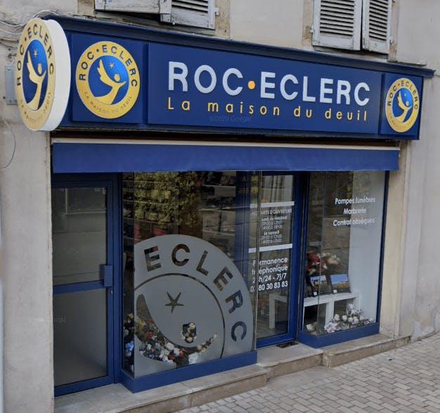 Photographie de la Pompes Funèbres ROC ECLERC de la ville de Nuits-Saint-Georges