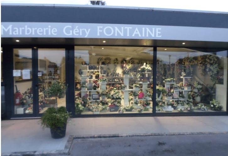 Photographie de la Marbrerie Fontaine de la ville de Marchiennes