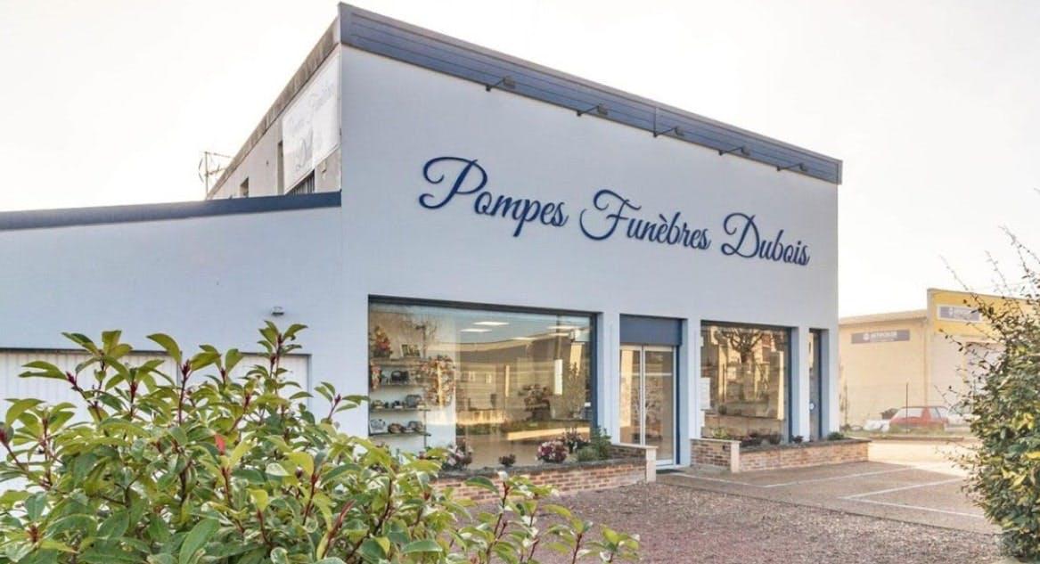 Photographies des Pompes Funèbres Dubois à Avallon