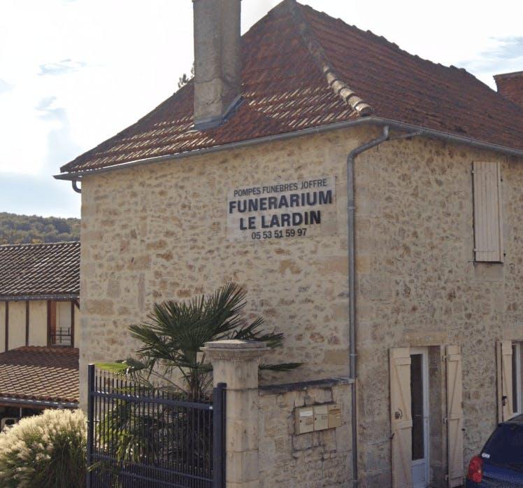 Photographie Pompes Funèbres JOFFRE du Lardin-Saint-Lazare