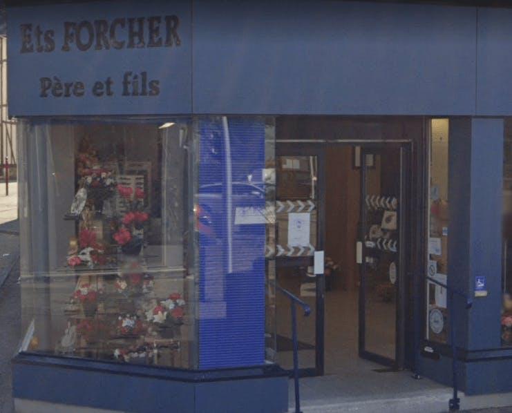 Photographie de la Pompes Funèbres Marbreries Forcher de la ville de Brionne