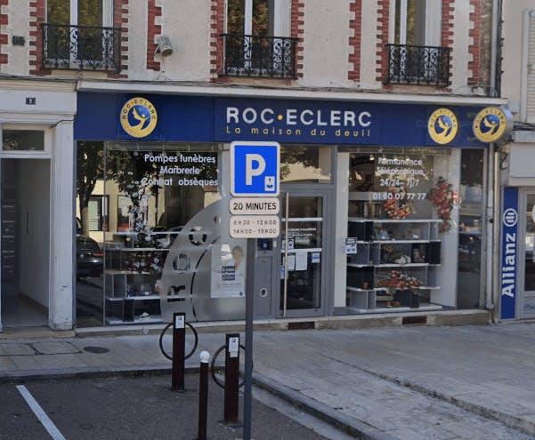 Photographie Pompes Funèbres Roc-Eclerc Lagny-sur-Marne