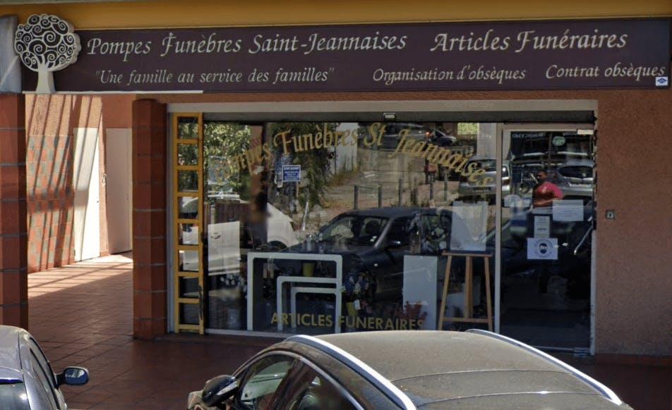 Photographie Pompes Funèbres Saint Jeannaises de Saint-Jean