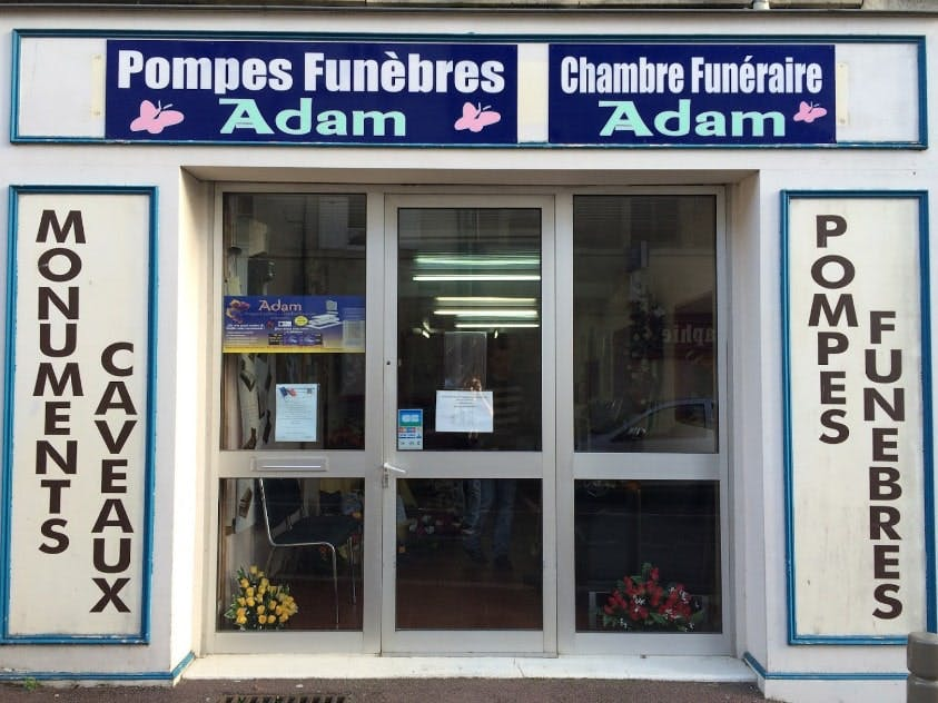 Photographies des Pompes Funèbres Adam à Douvres-la-Délivrande
