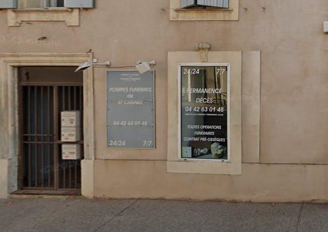 Photographies des Agence Aixoise de Pompes Funèbres à Saint-Cannat