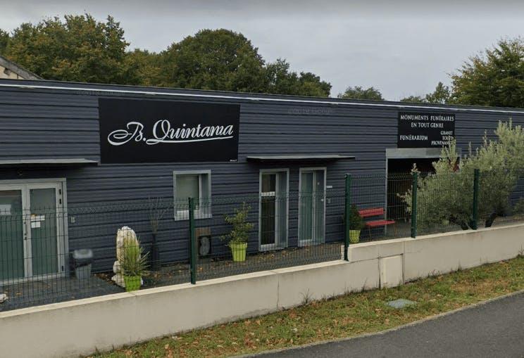 Photographie de la Pompes Funèbres Quintana à Ambarès-et-Lagrave