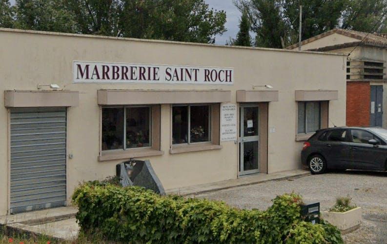 Photographie de la Marbrerie Saint Roch à Graulhet