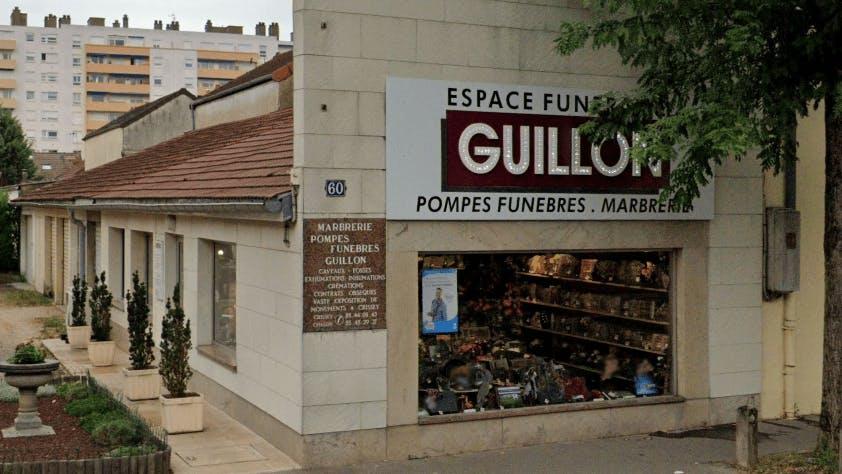 Photographie Espace Funéraire Guillon Chalon-sur-Saône