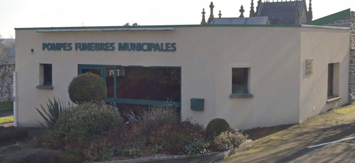 Photographie de Pompes Funèbres Municipales de Mayenne