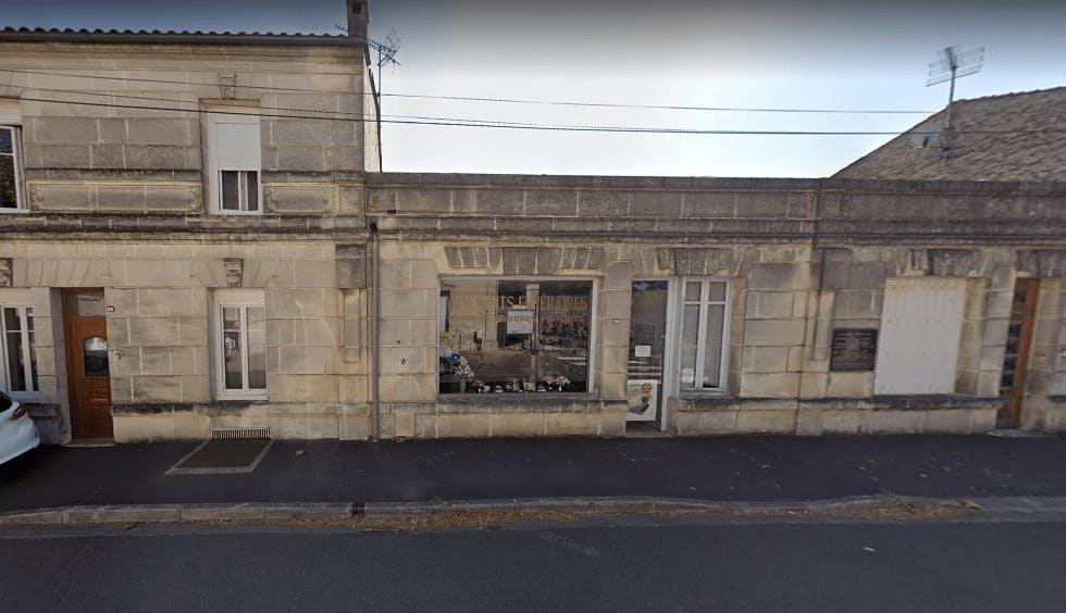 Photographie Pompes Funèbres Roc-Eclerc de Cognac