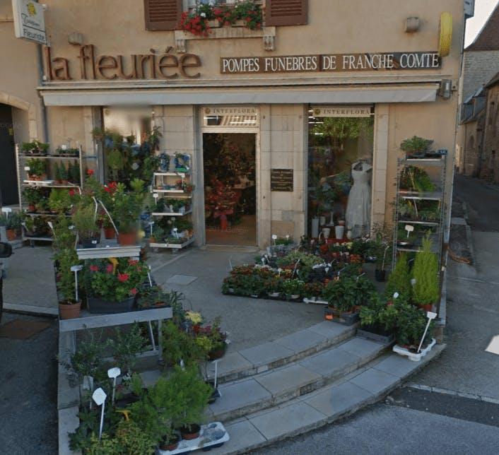Photographie Pompes Funèbres de Franche-Comté S. LIEGEON de Pesmes