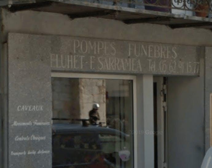 Photographie Pompes Funèbres PELUHET de Bagnères-de-Bigorre
