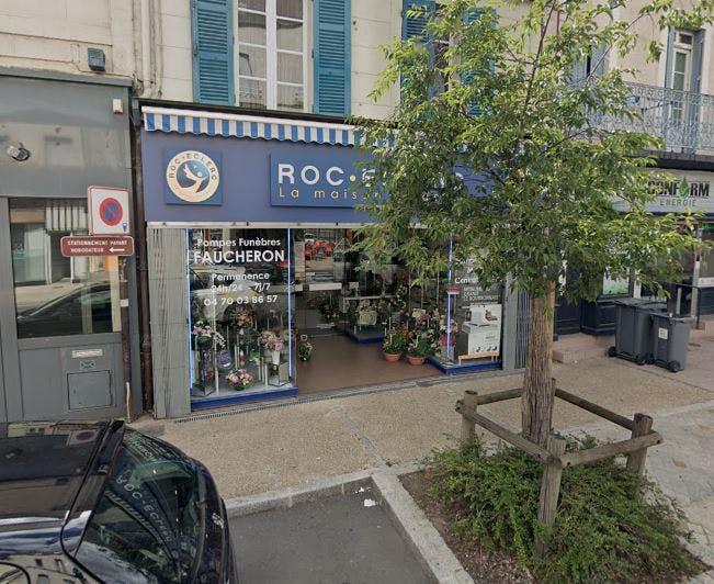 Photographie Pompes Funèbres Roc-Eclerc Montluçon